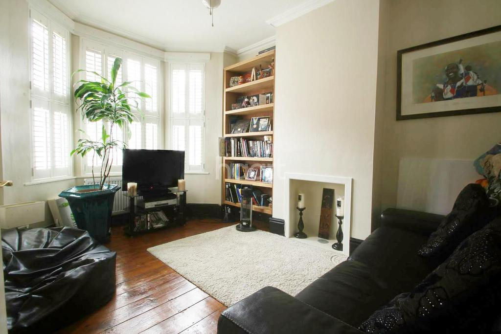 3 Bedrooms Terraced House for sale in Abbey Road, Croydon, CR0