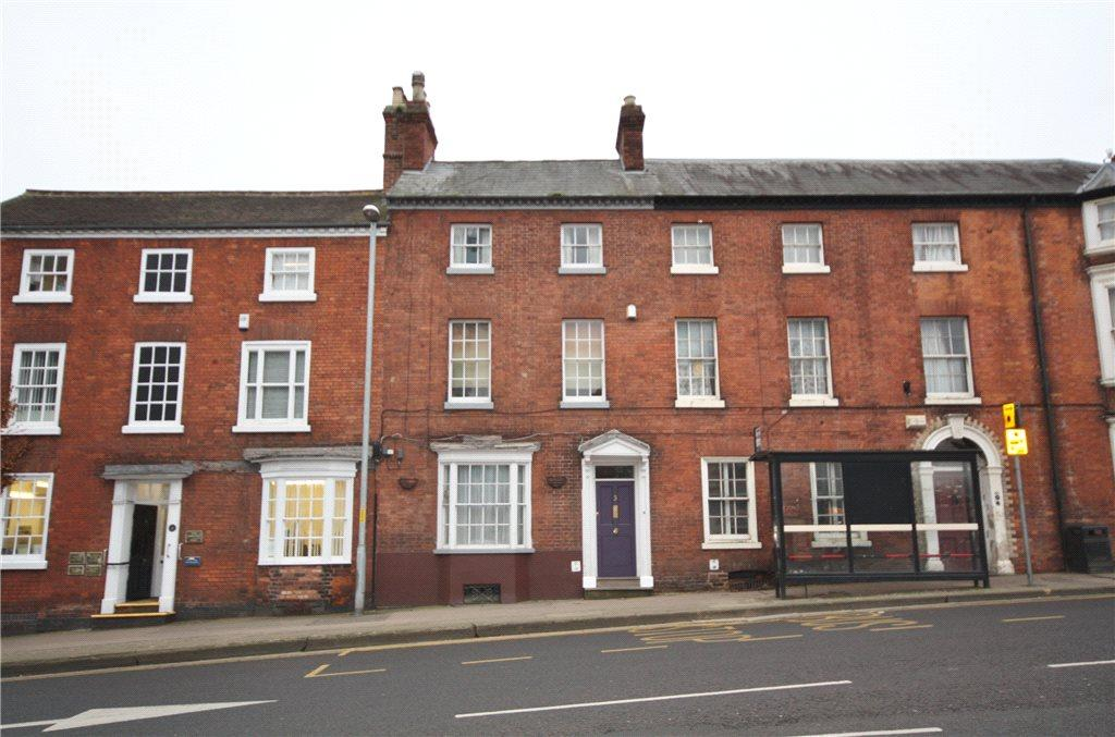 4 Bedrooms Terraced House for sale in Bull Ring, Worcester, Worcestershire, WR2