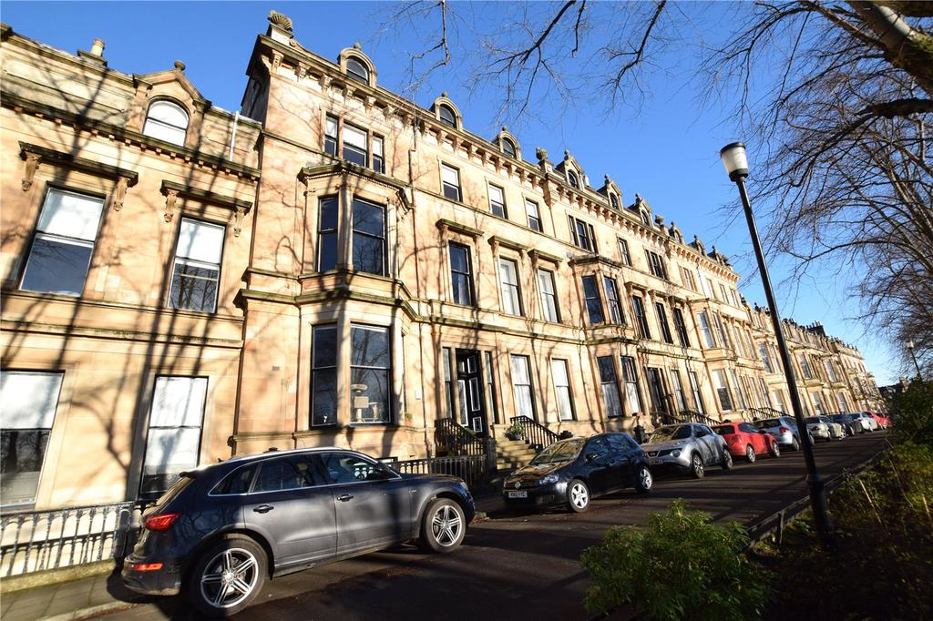 2 Bedrooms Apartment Flat for sale in Ground Floor, Crown Terrace, Dowanhill, Glasgow