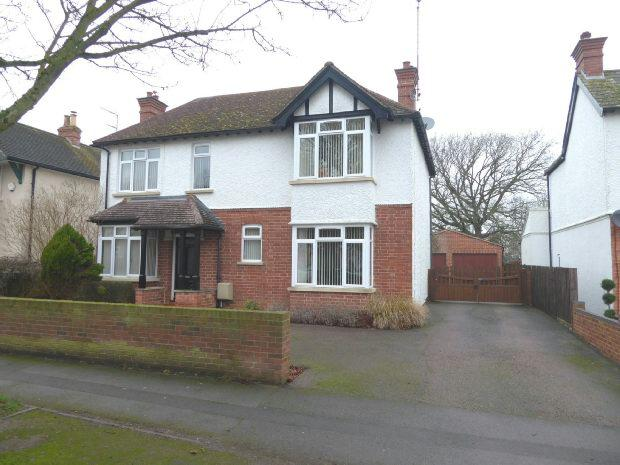 4 Bedrooms Detached House for sale in Horton View, Banbury