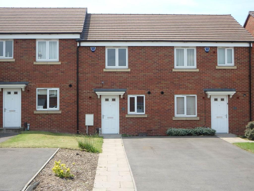 2 Bedrooms House for rent in Chandler Drive, Kingswinford, West Midlands