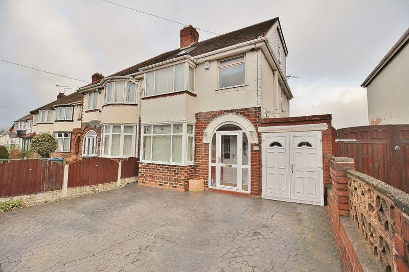 3 Bedrooms Semi Detached House for sale in Sedgley Road East, Tipton