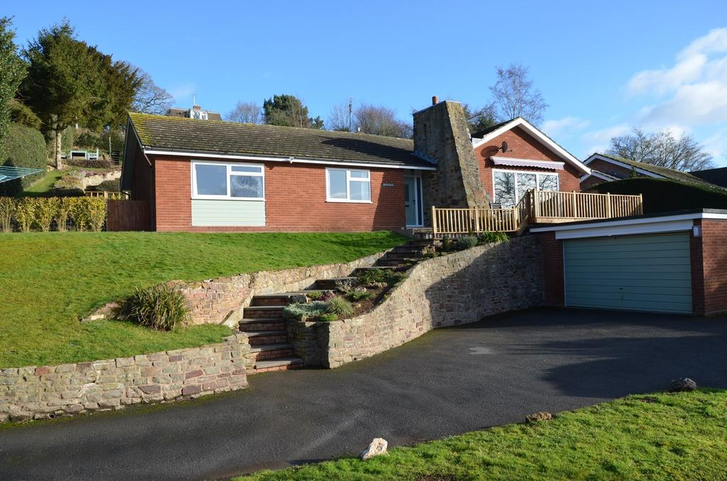 4 Bedrooms Bungalow for sale in The Common, Wellington Heath, HEREFORDSHIRE, HR8