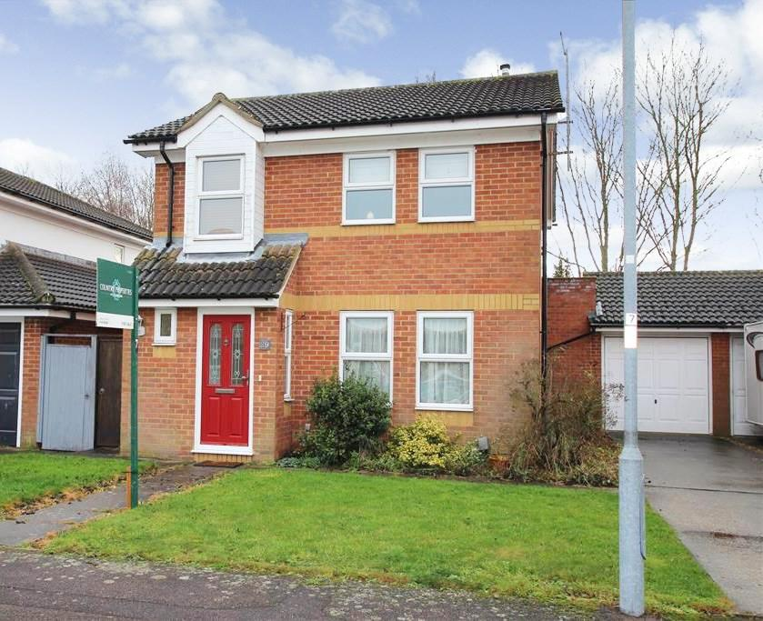 3 Bedrooms Detached House for sale in Stane Street, BALDOCK, SG7