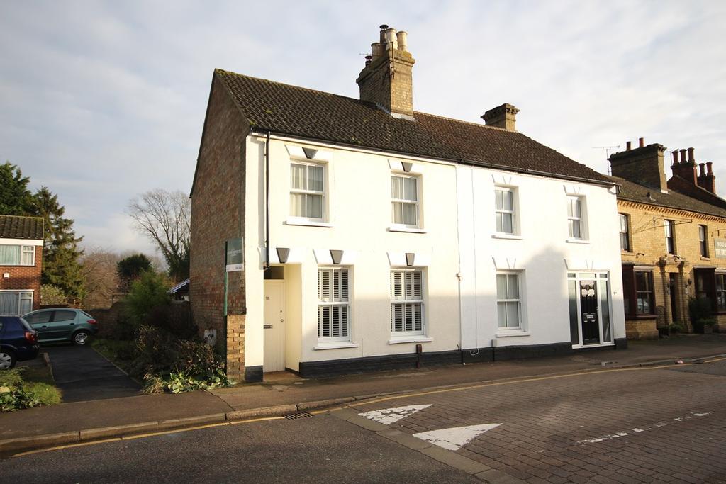 2 Bedrooms Cottage House for sale in North Bridge Street, Shefford, SG17