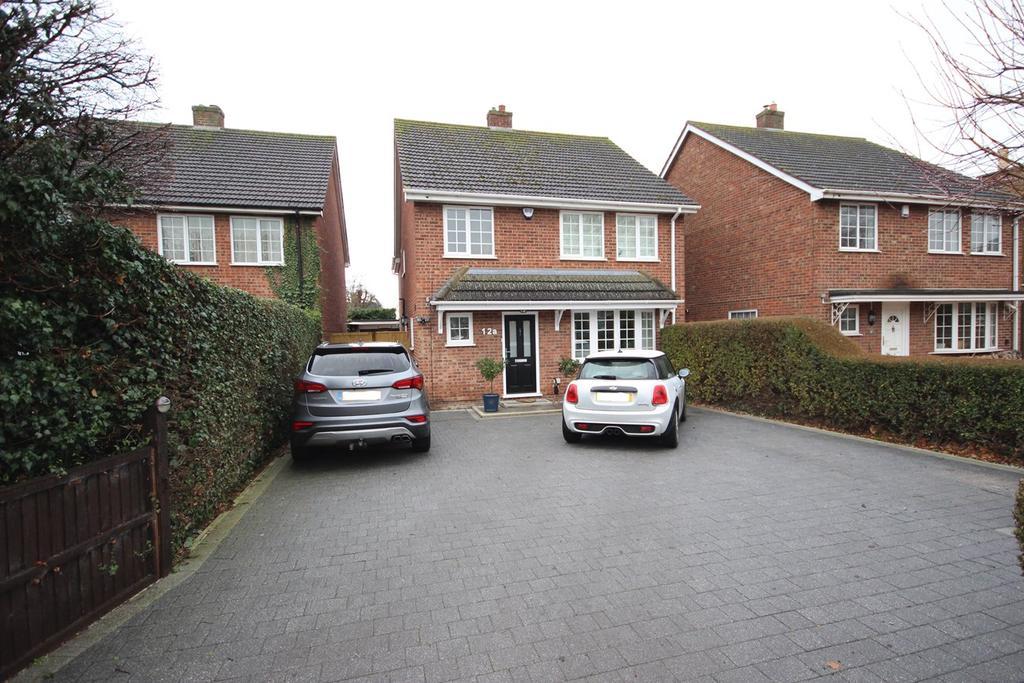 4 Bedrooms Detached House for sale in Luton Road, Wilstead, MK45