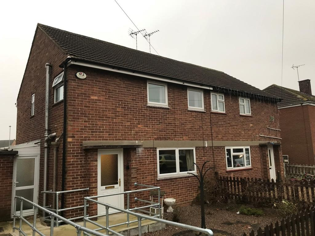 3 Bedrooms Semi Detached House for sale in Edinburgh Drive, Spalding, PE11