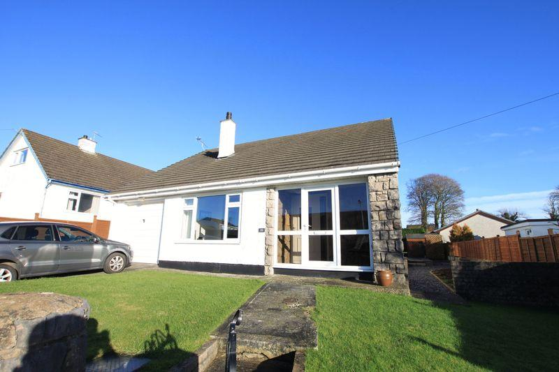 3 Bedrooms Detached Bungalow for sale in Llanfairpwllgwyngyll, Anglesey