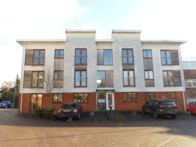 2 Bedrooms Apartment Flat for sale in Trident Close, Birmingham