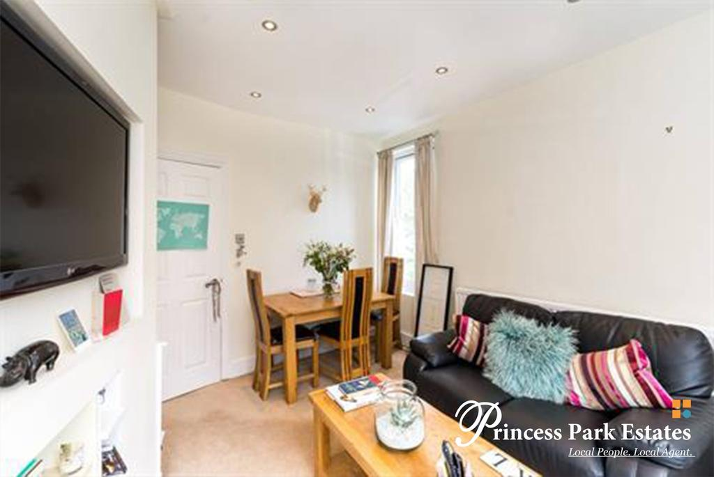 2 Bedrooms Flat for sale in Holly Park Road, London N11