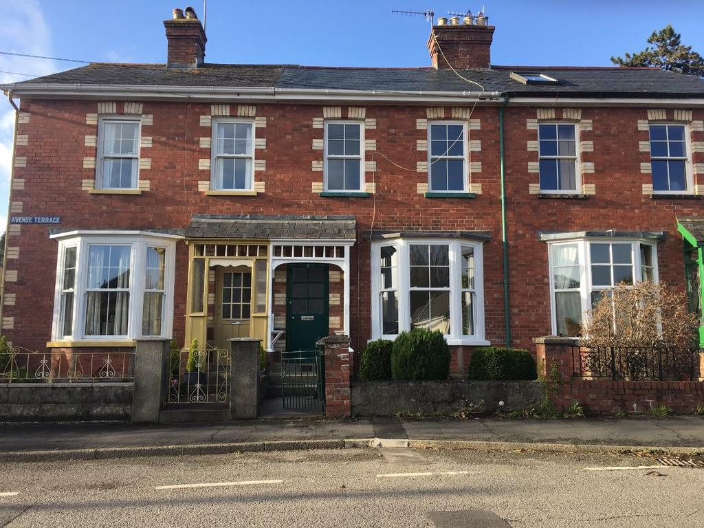 3 Bedrooms Terraced House for rent in Ashburton