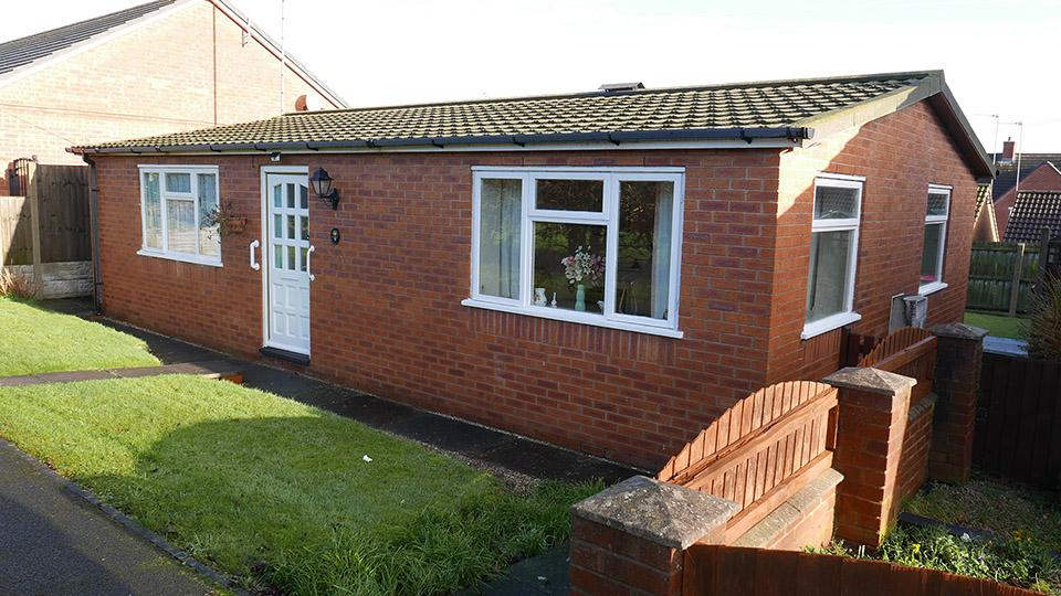2 Bedrooms Bungalow for sale in Ennersdale Bungalows, West Midlands, B46