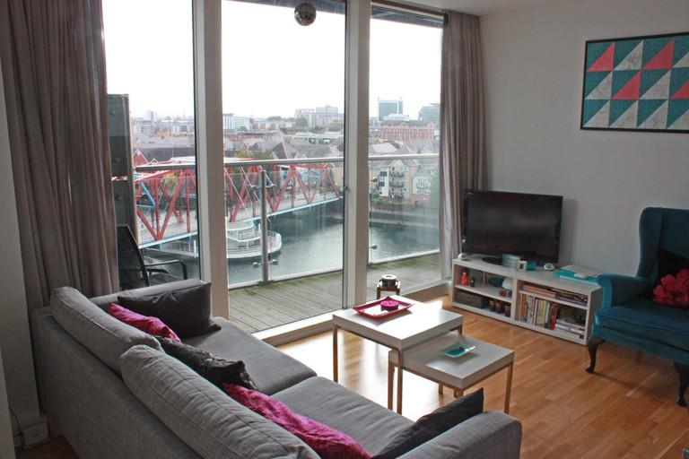 1 Bedroom Apartment Flat for sale in N V Buidling, 98 The Quays, Salford, M50