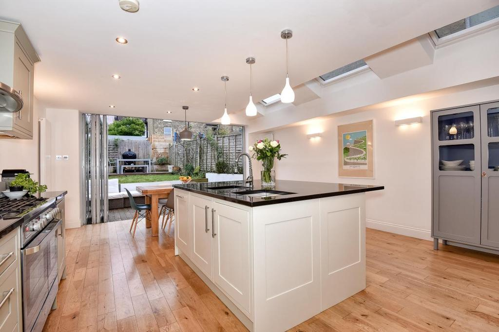 5 Bedrooms Terraced House for sale in Henslowe Road, East Dulwich