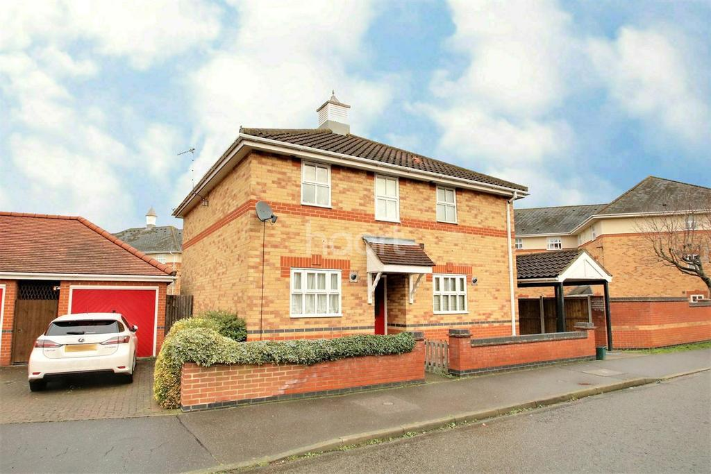 2 Bedrooms Semi Detached House for sale in Haddon Park, Colchester.