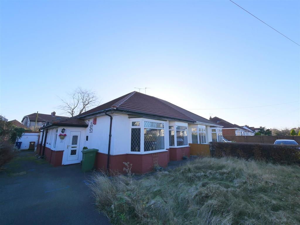 2 Bedrooms Semi Detached Bungalow for sale in Beckwith Road, Sunderland