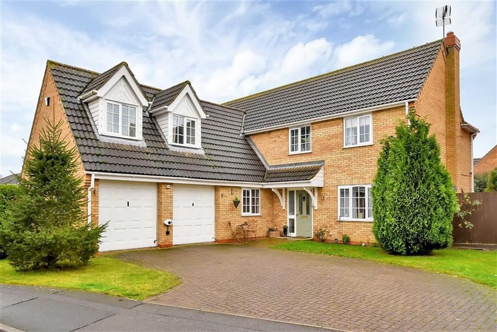 5 Bedrooms Detached House for sale in Ingamells Drive, Saxilby, Lincoln, Lincolnshire