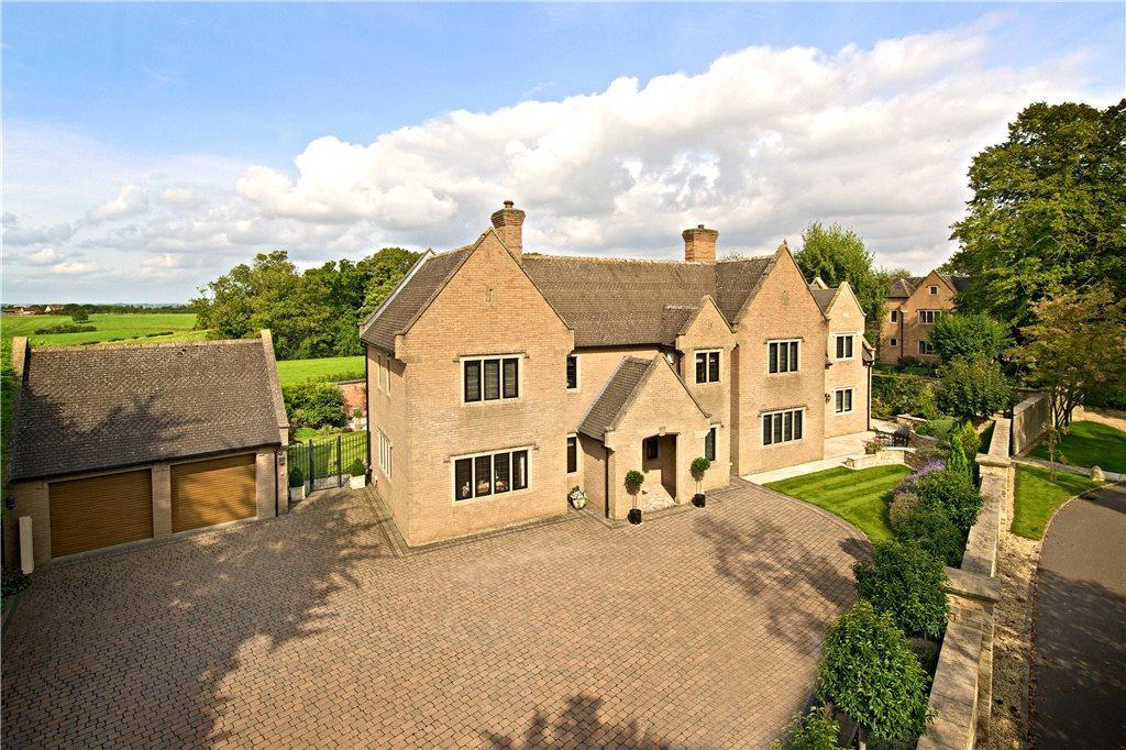 5 Bedrooms Detached House for sale in Church Way, Whittlebury, Towcester, Northamptonshire
