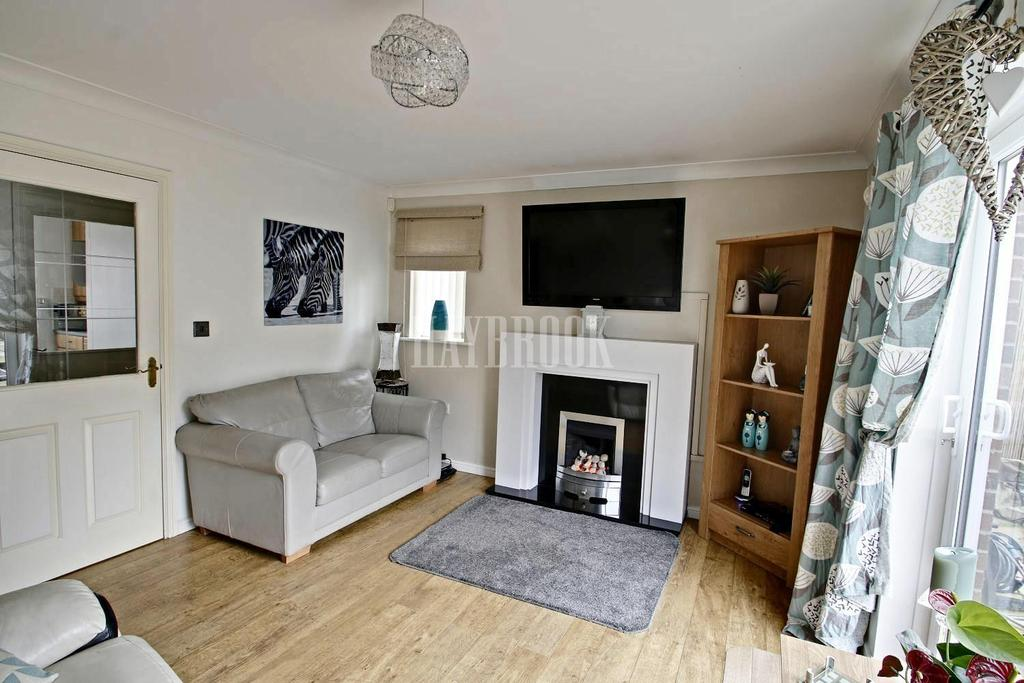 3 Bedrooms Semi Detached House for sale in Ashleigh Vale, Barnsley