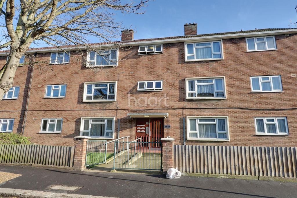 2 Bedrooms Flat for sale in Wellstead Road, East Ham