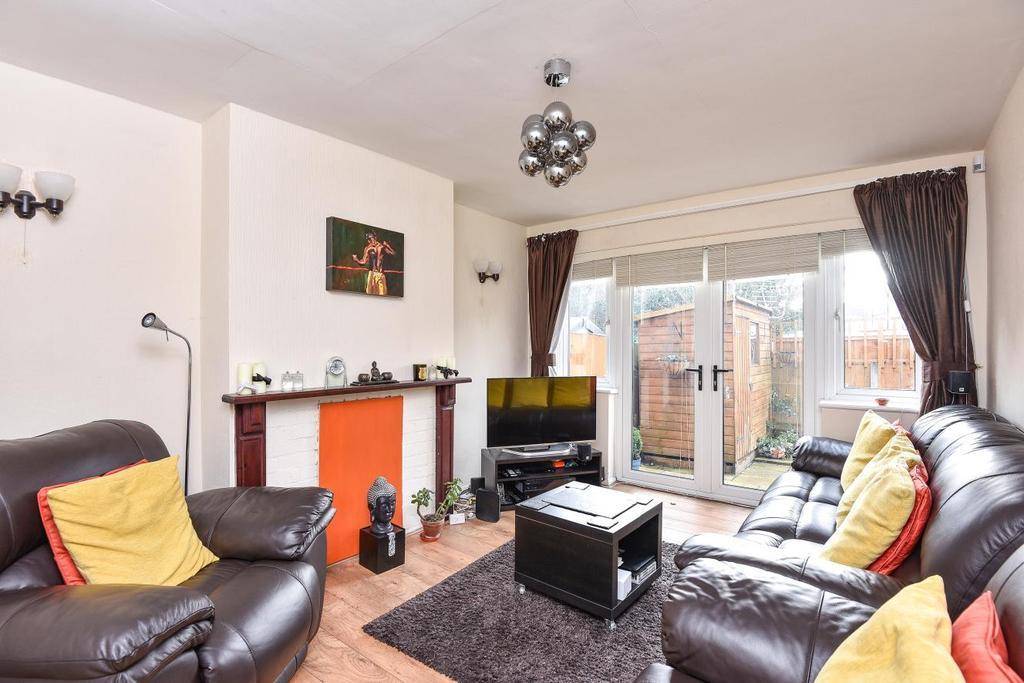 2 Bedrooms Maisonette Flat for sale in Wickham Road, Croydon