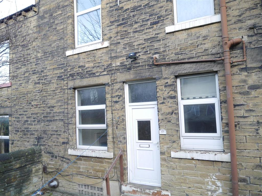 2 Bedrooms Terraced House for sale in Harrogate Street, Undercliffe, Bradford, BD3 0LG