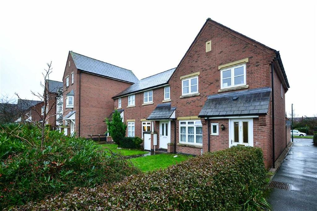 3 Bedrooms End Of Terrace House for rent in St Michaels Gate, Shrewsbury