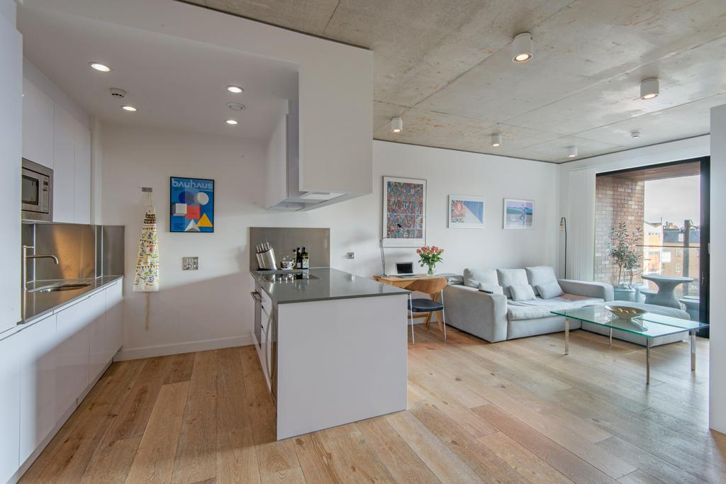 1 Bedroom Apartment Flat for sale in Warehaus, Mentmore Terrace, Hackney, London E8
