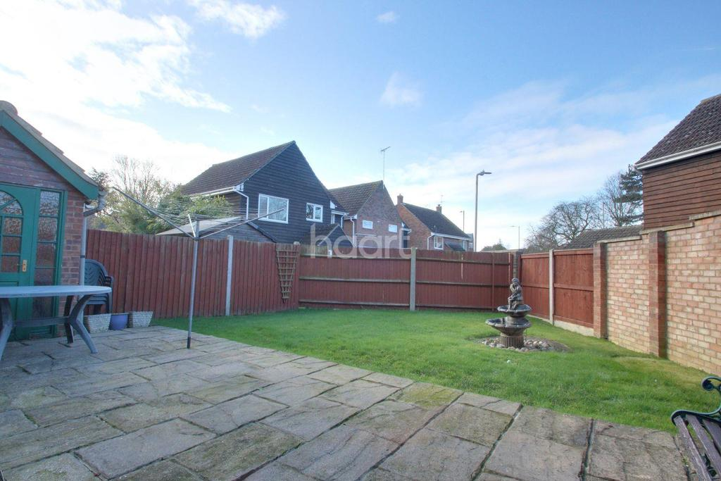 3 Bedrooms Detached House for sale in Abercorn Way, Witham