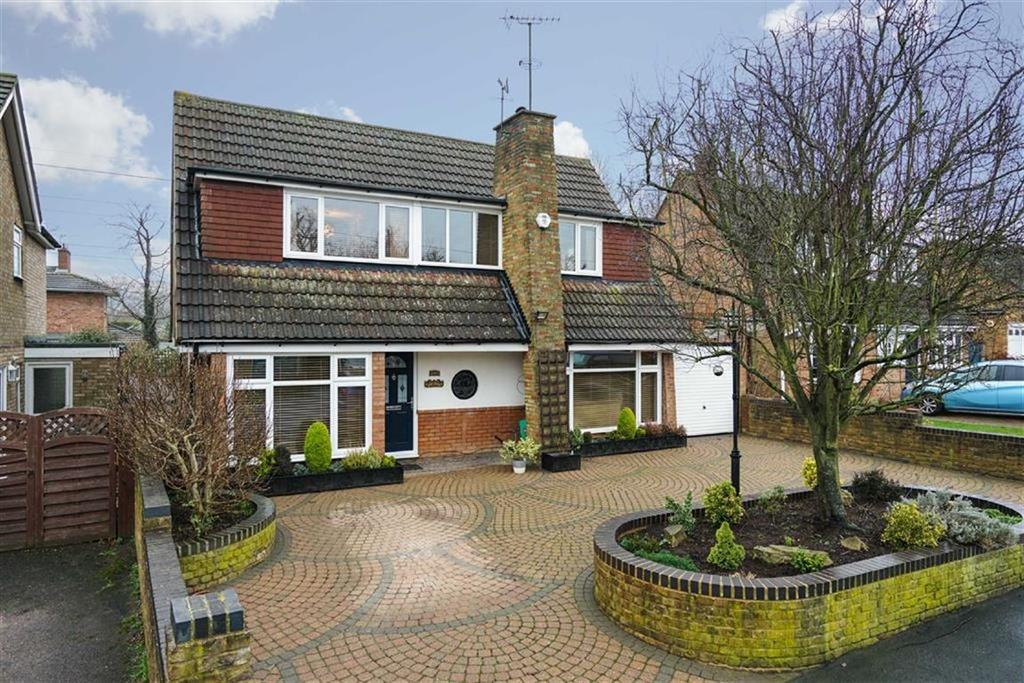 4 Bedrooms Detached House for sale in The Meads, St Albans, Hertfordshire