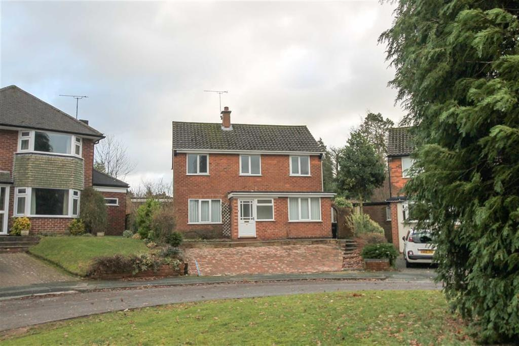 3 Bedrooms Detached House for sale in Cartledge Close, Cuddington
