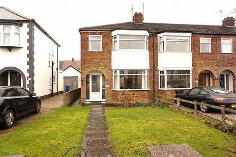 3 bedroom end of terrace house for sale - Boothferry Road, Hessle, Hessle, HU13