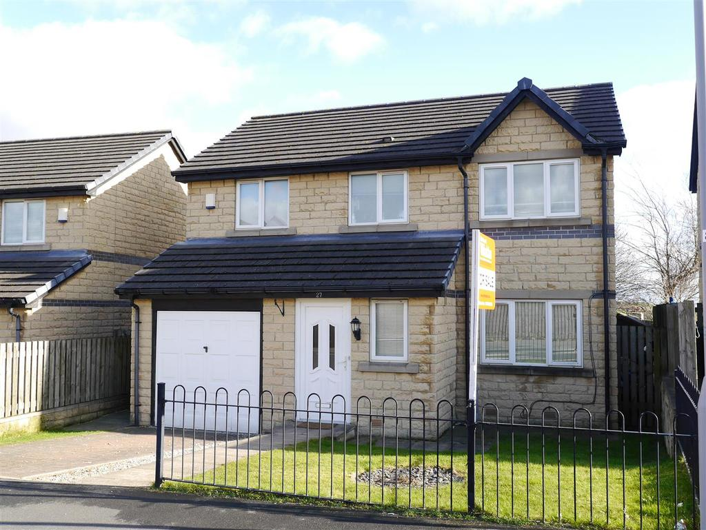 4 Bedrooms Detached House for sale in Coleshill Way, Bierley