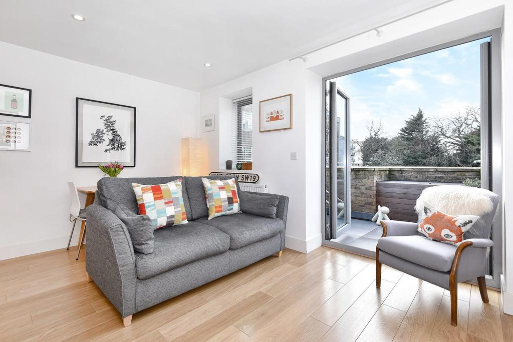 1 Bedroom Flat for sale in Worple Road Mews, Wimbledon