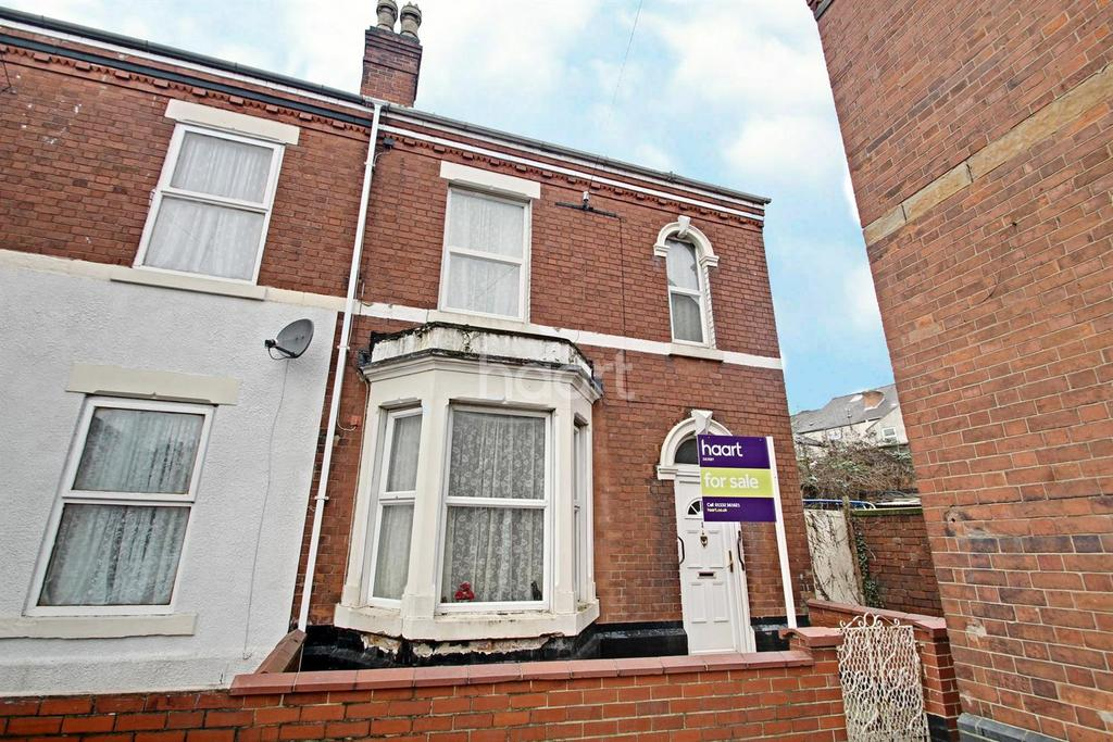 3 Bedrooms End Of Terrace House for sale in Cummings Street, Normanton