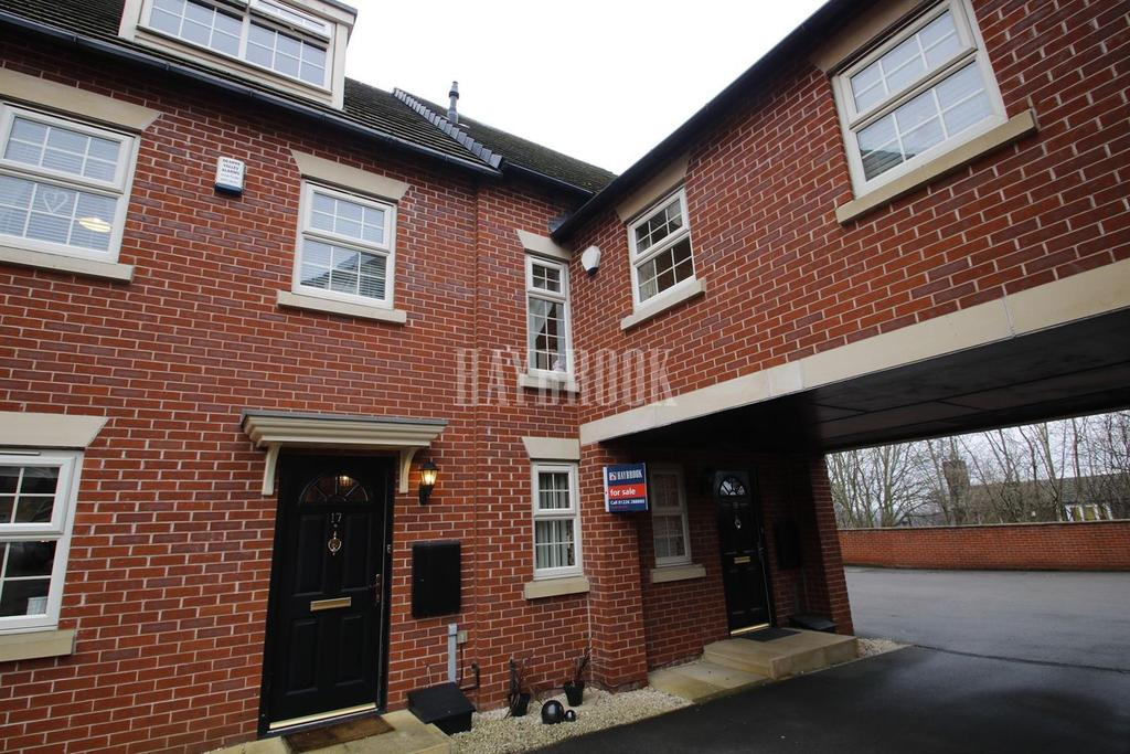 4 Bedrooms End Of Terrace House for sale in Great Stubbing, Wombwell