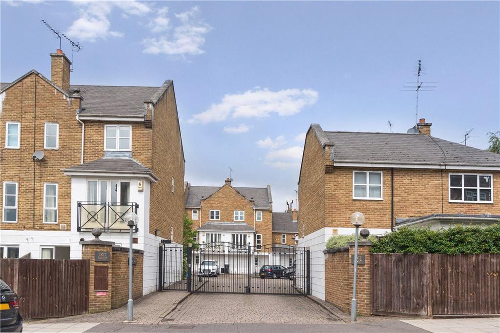 3 Bedrooms Terraced House for sale in Berridge Mews, London, NW6