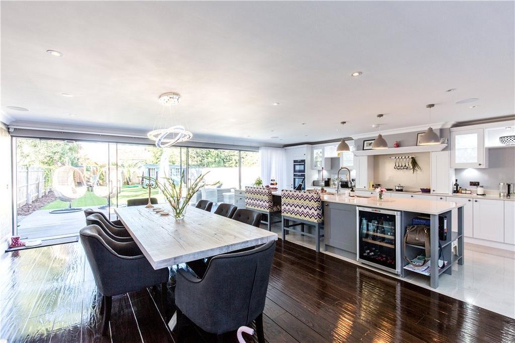 4 Bedrooms Detached House for sale in Sandy Lane, Petersham, Richmond, TW10