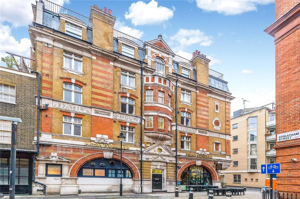 1 Bedroom Flat for sale in Coptic Street, London, WC1A