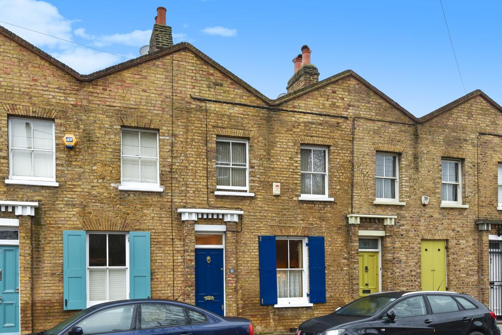 2 Bedrooms Terraced House for sale in Pages Walk Bermondsey SE1