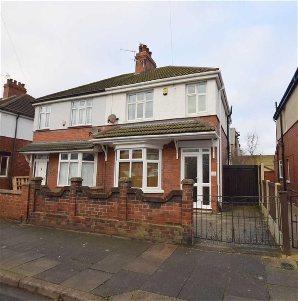 3 Bedrooms Semi Detached House for sale in Tennyson Road, Cleethorpes, North East Lincolnshire