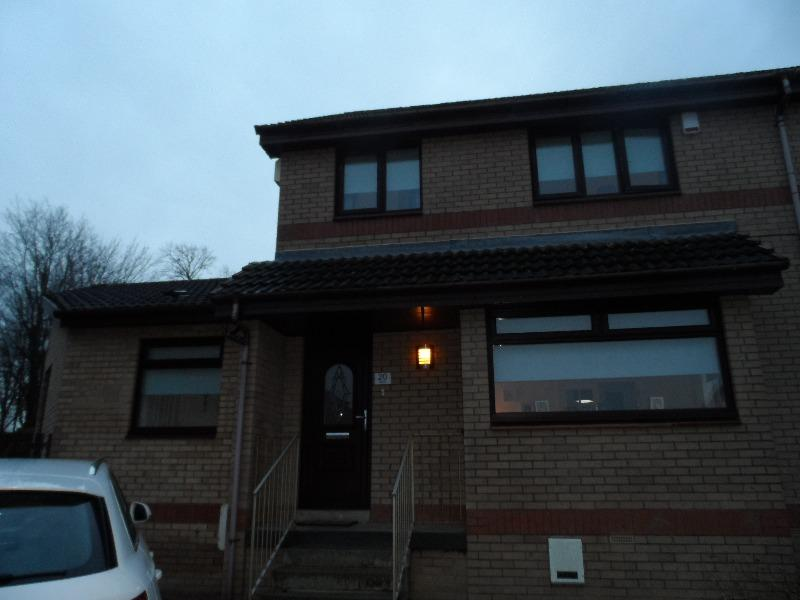 4 Bedrooms Semi Detached House for rent in Caskie Drive, Blantyre, South Lanarkshire