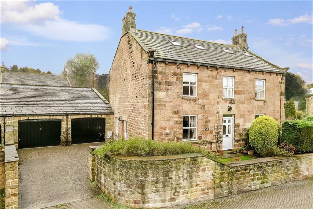 3 Bedrooms Semi Detached House for sale in Knaresborough Road, Follifoot, North Yorkshire