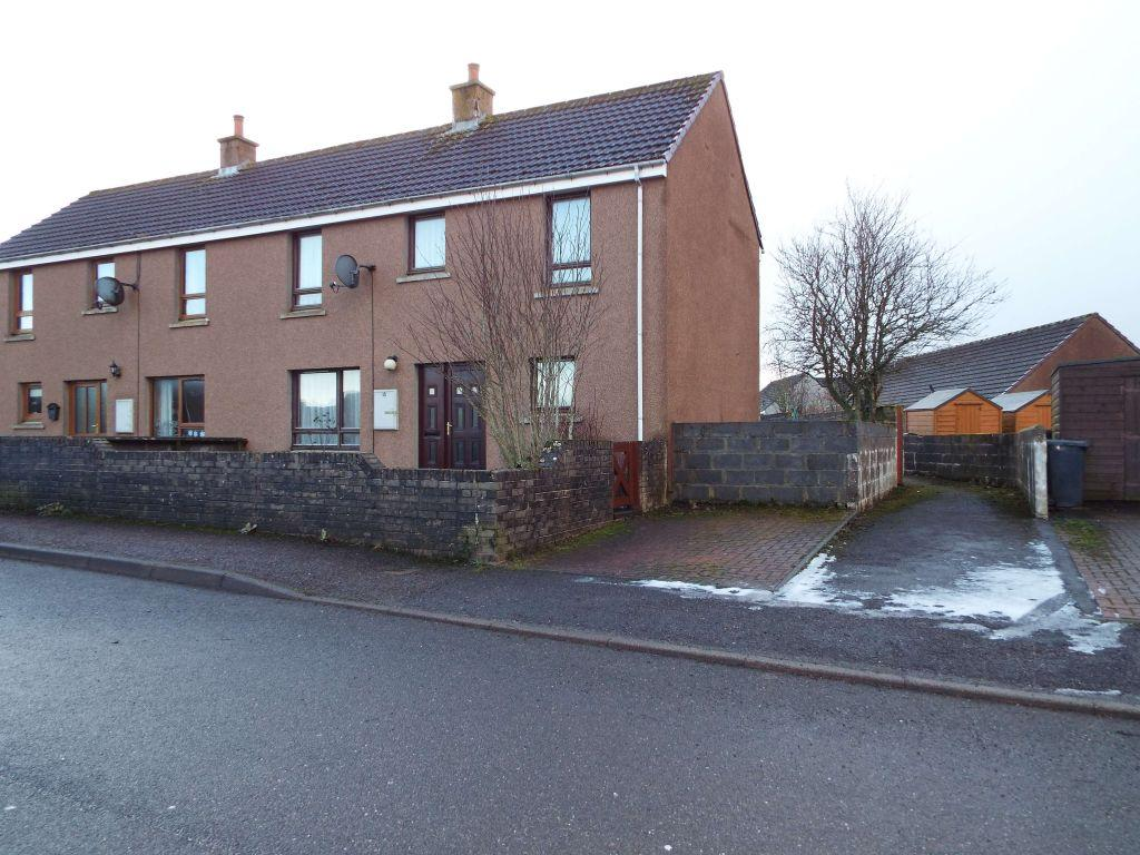 3 Bedrooms Semi Detached House for sale in 16 Henderson Street, Thurso