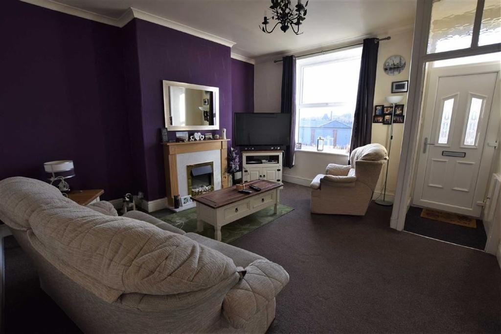 3 Bedrooms Terraced House for sale in Green End Avenue, Earby, Lancashire