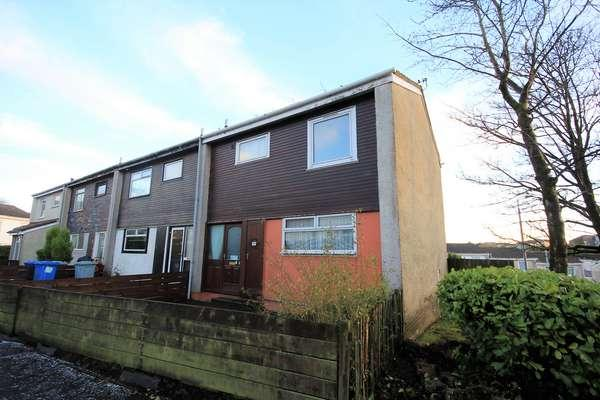 1 Bedroom End Of Terrace House for sale in 100 Fir Drive, Greenhills, East Kilbride, G75 9HB