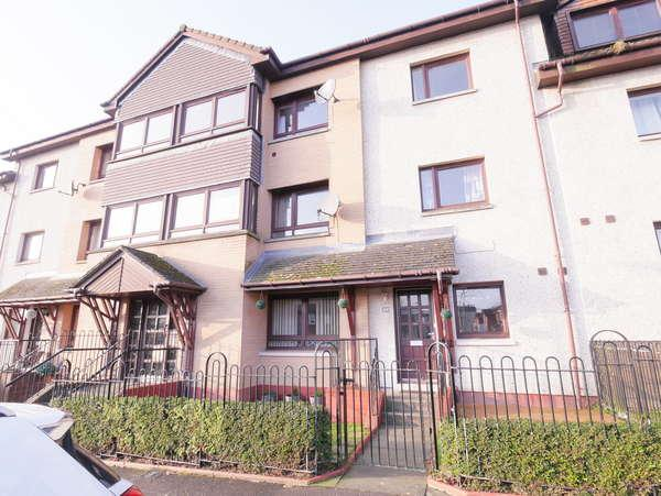 2 Bedrooms Flat for sale in 33 Burnett Road, Barlanark, Glasgow, G33 4PX