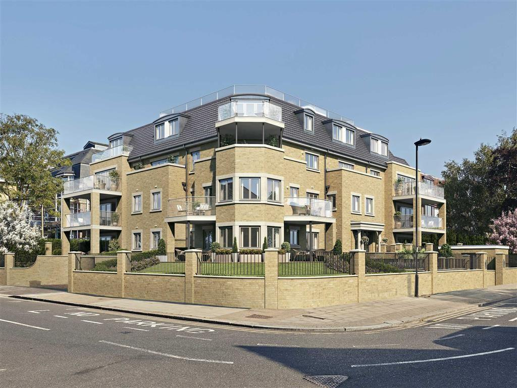2 Bedrooms Apartment Flat for sale in Elysium Court, Waverley Road, Enfield, Middlesex