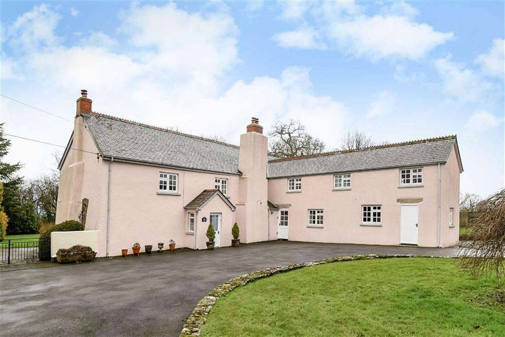 6 Bedrooms Detached House for sale in Highampton, Beaworthy, Devon, EX21