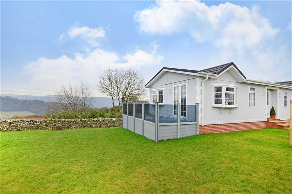 2 Bedrooms Bungalow for sale in Plots 4 5, Peaklands Park, High Street, Stoney Middleton, Hope Valley, S32